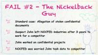 'The Nickelback Guy' fail