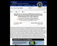 FBI carding operation report