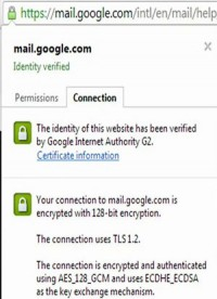 HTTPS – simple but wasn't widely used