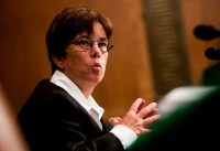 Valerie Caproni, the FBI's top lawyer from 2003 to 2011