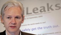 The famous founder of WikiLeaks