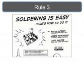 Soldering tip #3