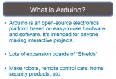 Benefits of Arduino