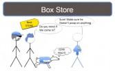 Scenario #3: box store
