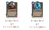 Comparing two cards