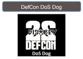 Defcon Denial of Service Dog