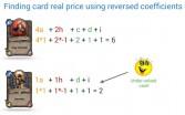 Determining real price