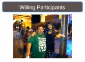 Willing participants