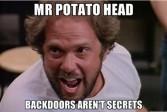 Not really secrets