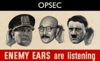 OPSEC prevents data leakage