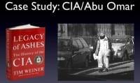 The Abu Omar abduction case