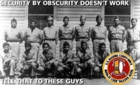 Security by obscurity