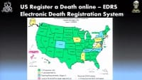 EDRS rollout status in the U.S.