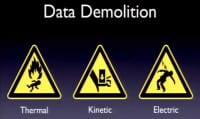 Data destruction techniques
