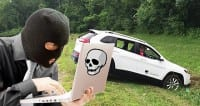 The cars can no longer be hacked