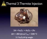 Thermite injection