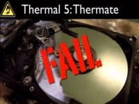 Thermate didn't really do the trick