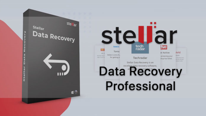 Stellar Data Recovery Professional review