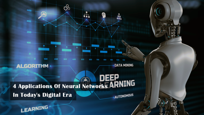 4 Applications Of Neural Networks
