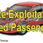 Remote Exploitation of an Unaltered Passenger Vehicle