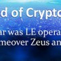 The New Scourge of Ransomware 6: CryptoLocker Takedown